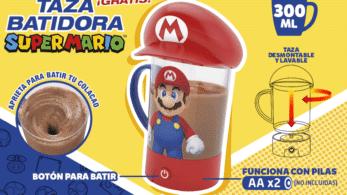 Super Mario y Cola Cao se unen en esta nueva colaboración con sorteo de packs de Nintendo Switch y más
