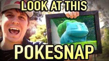 Youtuber crea una parodia en vídeo de New Pokémon Snap inspirada en el tema «Photograph» de Nickelback