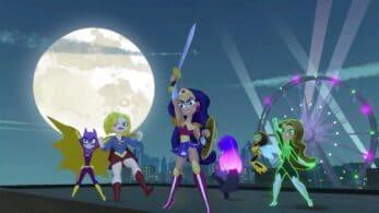 Nintendo comparte un nuevo tráiler de DC Super Hero Girls: Teen Power