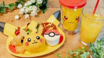 Nuevos productos de Pikachu en los McDonald's de Hong Kong y nuevo plato para los Pokémon Café y colaboración con el servicio postal de Japón