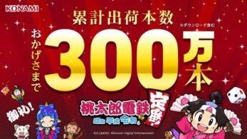 Momotaro Dentetsu: Showa, Heisei, Reiwa mo Teiban! supera los 3 millones de unidades vendidas
