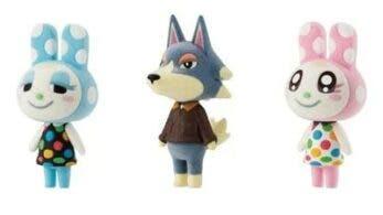 Natacha, Wolfi, Lali, Narciso, CJ y más se unen a la colección de figuritas de terciopelo de Animal Crossing: reserva disponible