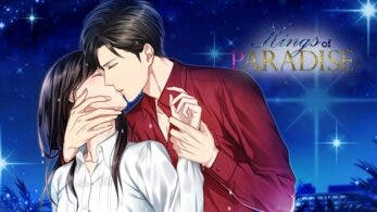 La novela visual otome Kings of Paradise llegará a Nintendo Switch el 27 de mayo