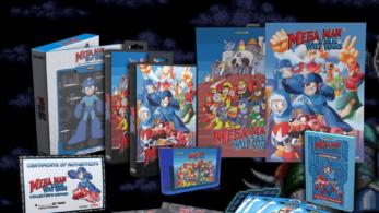 Mega Man: The Wily Wars, uno de los juegos más desconocidos de la saga, recibirá una edición coleccionista este año