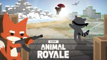 Super Animal Royale está de camino a Nintendo Switch