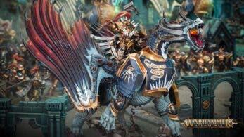 Warhammer: Age of Sigmar Storm Ground nos muestra sus facciones