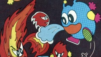 Hamster trae mañana el clásico Guzzler a Nintendo Switch como parte de Arcade Archives