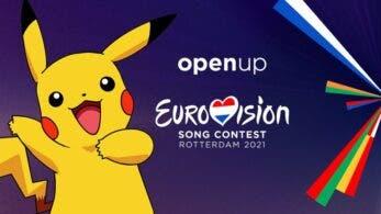 Participante de Eurovisión 2021 declara su amor por otra participante cantando así el tema original de Pokémon
