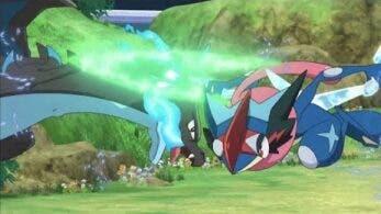 Greninja Ash y Mega Charizard X se enfrentan en este clip oficial en castellano de la Serie Pokémon XYZ