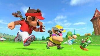 Nuevos detalles del multijugador local de Mario Golf: Super Rush: pantalla dividida y más