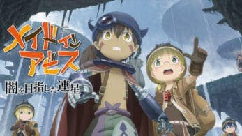 Made in Abyss: Binary Star Falling into Darkness llega en 2022 a Nintendo Switch