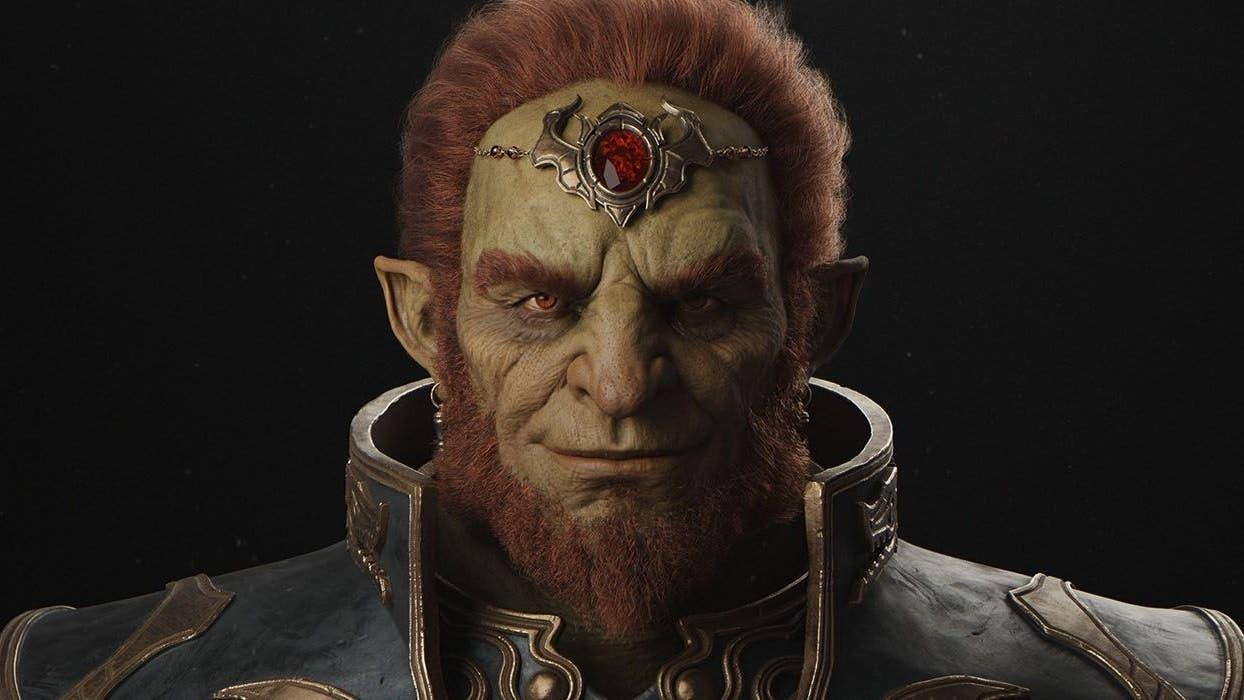 Echad un vistazo a este genial fan art en 3D de Ganondorf, antagonista principal de The Legend of Zelda