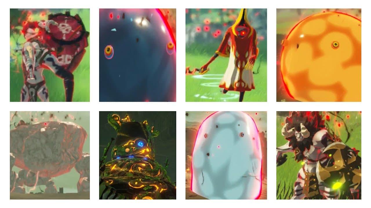 Hyrule Warriors: La era del cataclismo: Un vistazo en vídeo a los nuevos enemigos del DLC 1