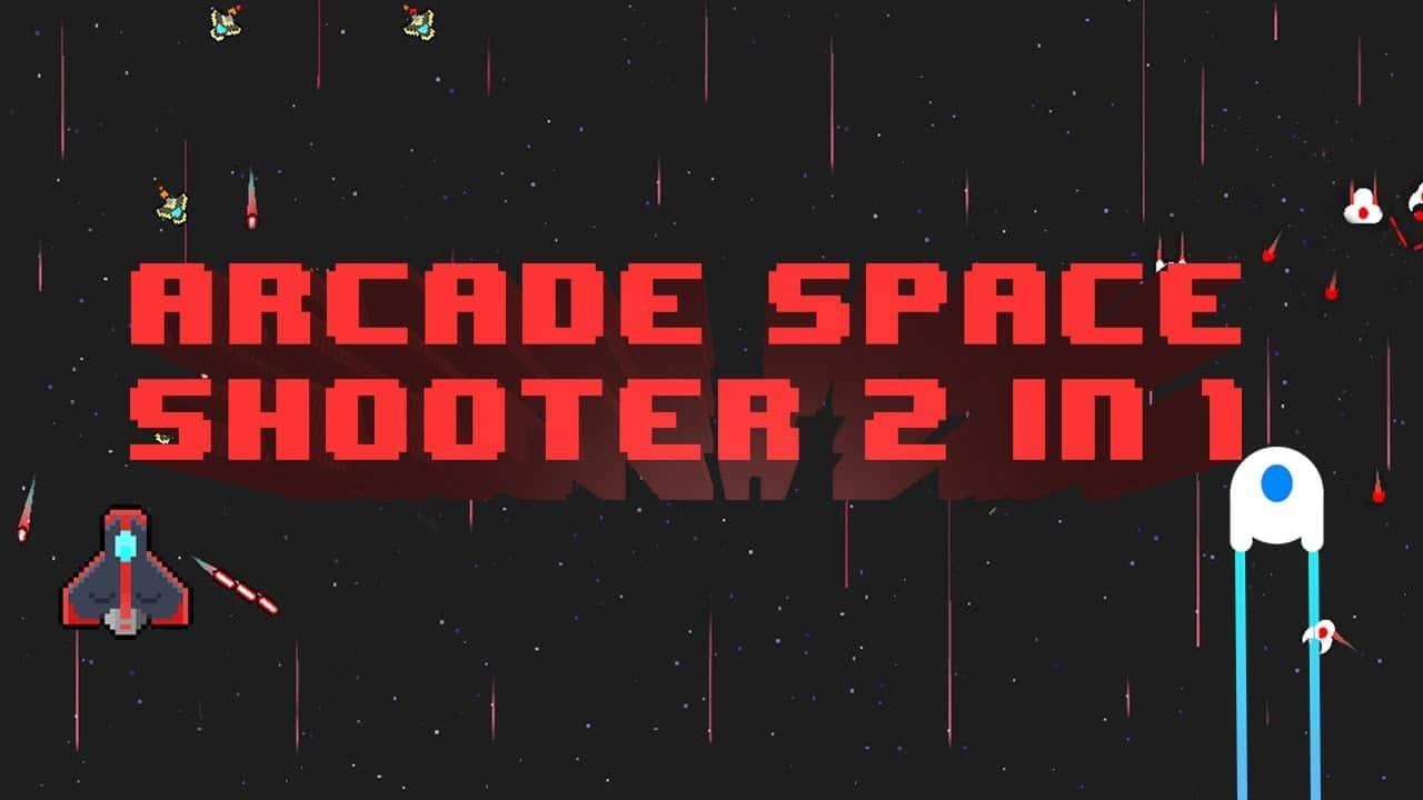 Arcade Space Shooter trae Space War Infinity y Space Smash juntos a Nintendo Switch