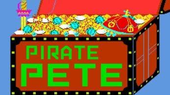 Hamster trae mañana el clásico Pirate Pete a Nintendo Switch como parte de Arcade Archives