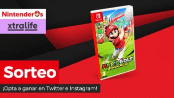 ¡Sorteamos una copia de Mario Golf: Super Rush para Nintendo Switch!