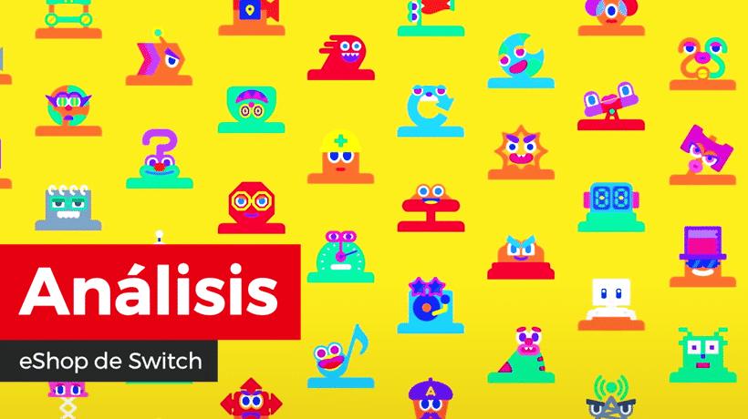 [Análisis]Estudio de Videojuegos para Nintendo Switch