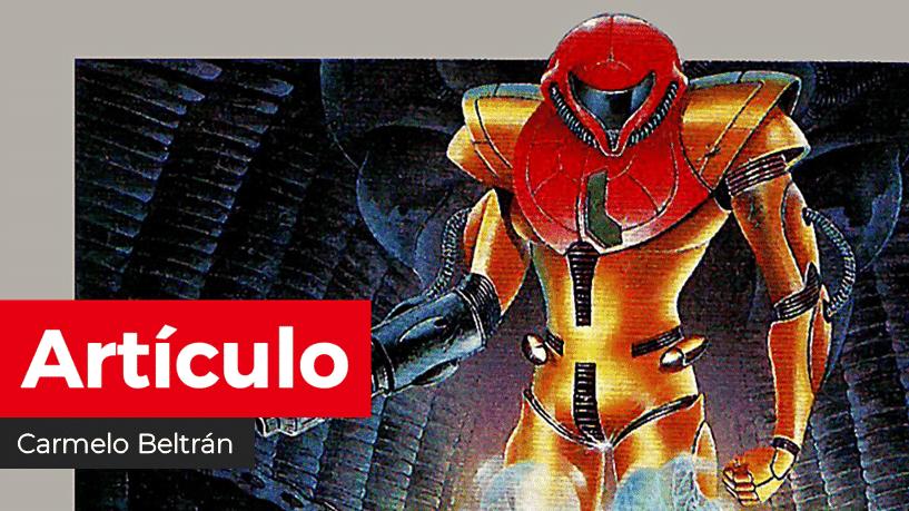 [Artículo] Metroid – 1986: el comienzo del viaje intergaláctico de Nintendo