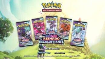 La expansión Espada y Escudo-Reinado Escalofriante del JCC Pokémon ya está disponible