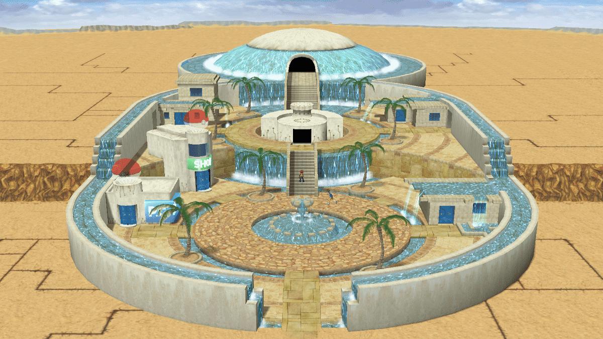 Recrean esta ciudad de Pokémon Colosseum en Animal Crossing: New Horizons