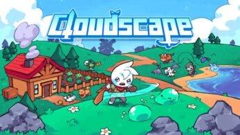 Cloudscape, título inspirado en Zelda y Animal Crossing de un ex-animador de Bob Esponja, planea su estreno en Nintendo Switch