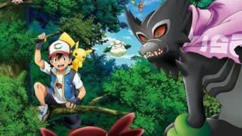 Nuevo póster oficial de la película Pokémon Coco / Los secretos de la selva