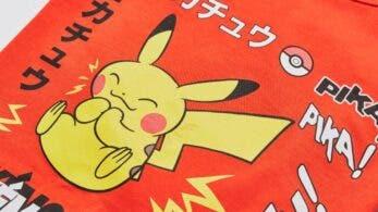 [Act.] Nueva colección de ropa de Pokémon en colaboración con Galerías Lafayette en Francia y Alemania