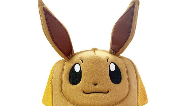 Merchandise Pokémon: productos promocionales de la exposición de fósiles, anillos de U-Treasure, peluches, charms y gorras con orejas de Pokémon