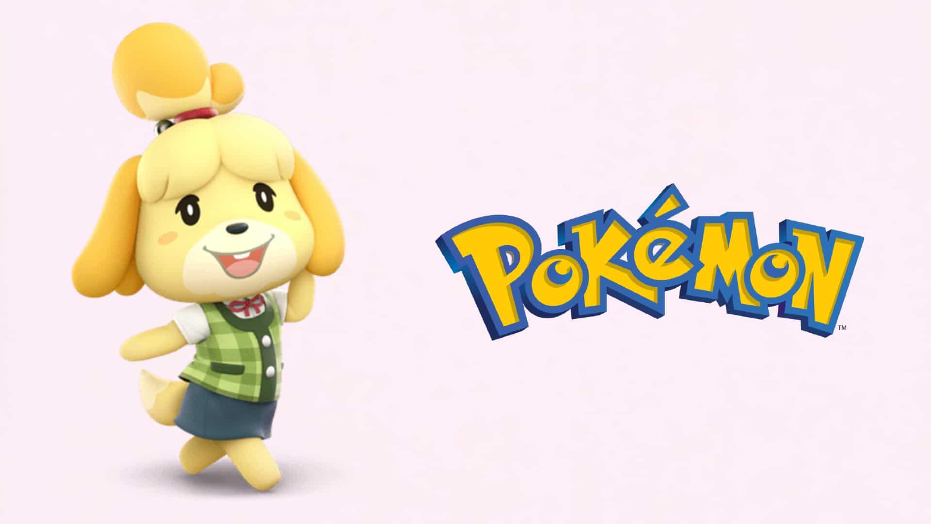 Esta es la forma en la que Canela hace referencia a Pokémon en Animal Crossing: New Horizons