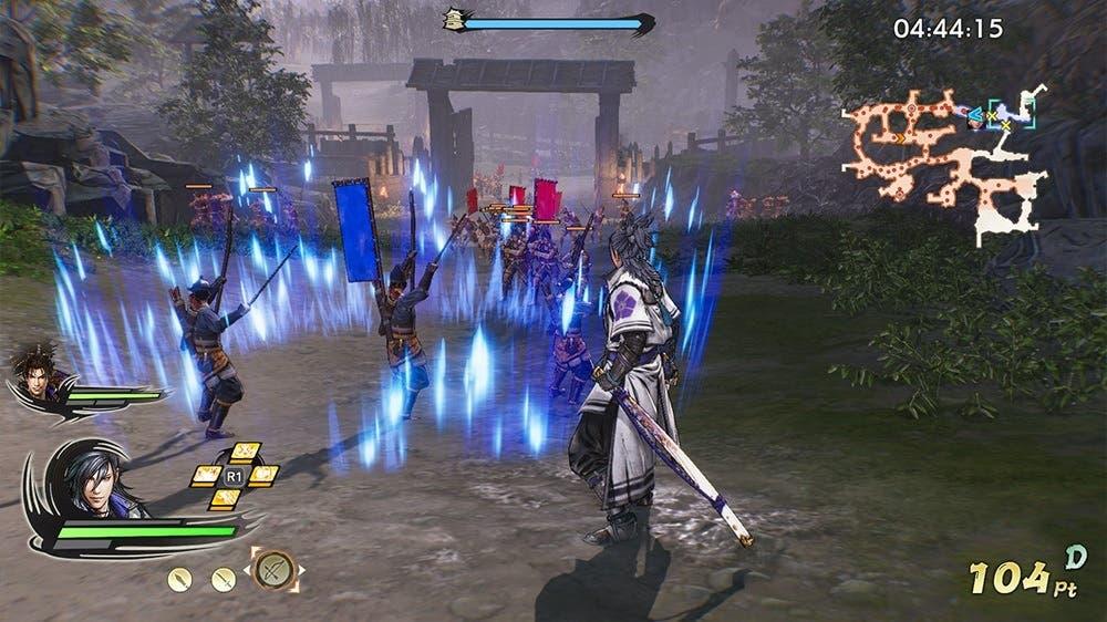 Samurai Warriors 5 detalla el Modo Ciudadela, la Bóveda, Mi Castillo y más
