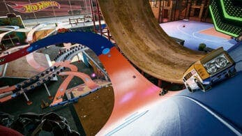 Hot Wheels Unleashed muestra su pista Skatepark en este frenético tráiler