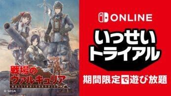 Cómo jugar gratis a Valkyria Chronicles tras ser anunciado como nuevo juego de muestra de Switch Online por Nintendo Japón