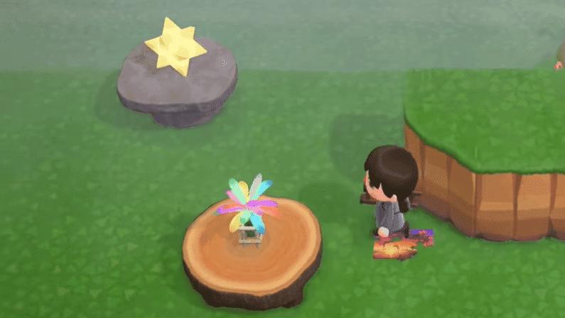 Truco nos permite poner objetos en el centro de las mesas grandes de Animal Crossing: New Horizons