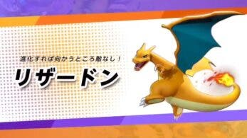 Charizard y Pikachu protagonizan estos nuevos tráilers oficiales de Pokémon Unite