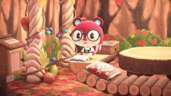 Fan de Animal Crossing: New Horizons homenajea a la vecina Encina con esta impresionante creación