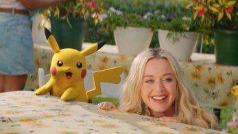 Katy Perry comparte el making-of de su canción en colaboración con The Pokémon Company, 'Electric'