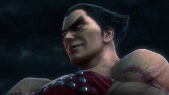 Así han añadido a Kazuya de Tekken al mural de Super Smash Bros. Ultimate