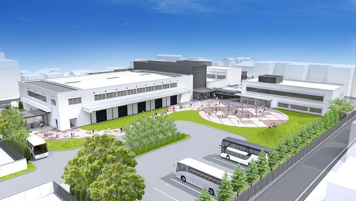 Nintendo anuncia su propio museo en Japón: «Nintendo Gallery»