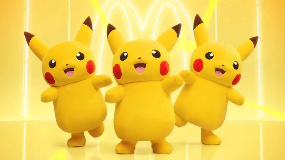 Pikachu llega a los McDonald's de Japón con una nueva colaboración de Pokémon: menú, juguetes y vídeo