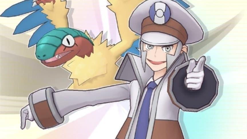 Pokémon Masters EX recibe el reclutamiento festival de Fero y Caril y más