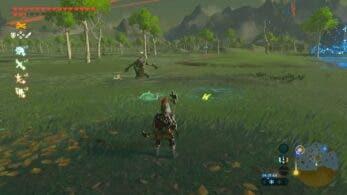 Nos muestran «la forma correcta de matar Lizalfos» en Zelda: Breath of the Wild