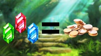 ¿A cuánto equivalen las rupias de The Legend of Zelda en dinero real?
