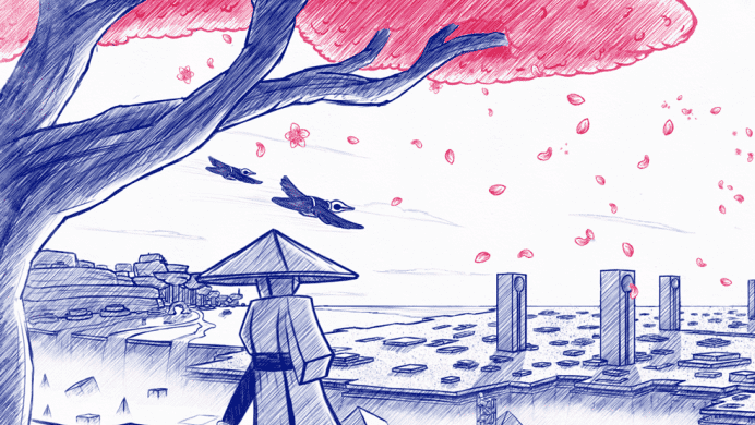 Inked: A Tale of Love traerá su tinta este año a Nintendo Switch