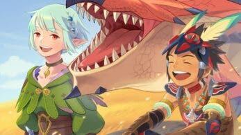 Monster Hunter Stories 2 nos muestra nuevos bocetos de personajes