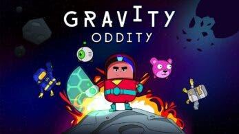 Gravity Oddity se estrenará el próximo año en Nintendo Switch