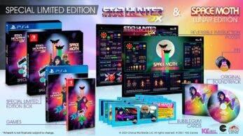 Star Hunter DX y Space Moth: Lunar Edition quedan confirmados para Nintendo Switch