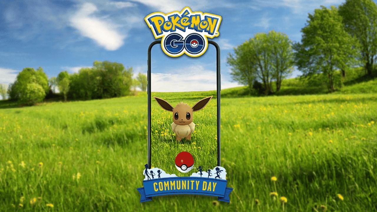 Cómo prepararnos para el Día de la Comunidad de Eevee en Pokémon GO