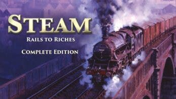 Anunciado Steam: Rails to Riches Complete Edition para Nintendo Switch: se lanza el 20 de julio