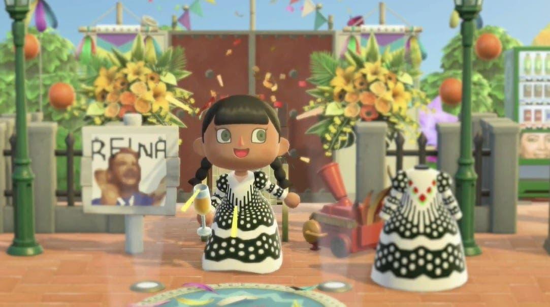 Así es una romería de ensueño en Animal Crossing: New Horizons