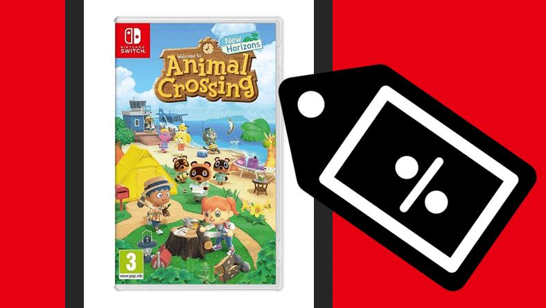 Animal Crossing: New Horizons, Monster Hunter Rise, Zelda: Link's Awakening y más títulos first party de Nintendo, disponibles por menos de 40€ gracias a estas ofertas flash